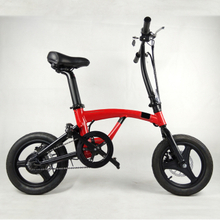Fantas Running man foldable electric bike/folding electric bike china manufacturers