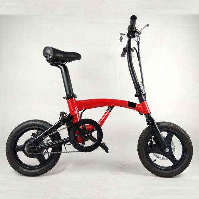 Folding electric bike manufacturers & suppliers - FANTAS BIKE