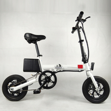 Fantas e-smart004 1 second folding electric bike