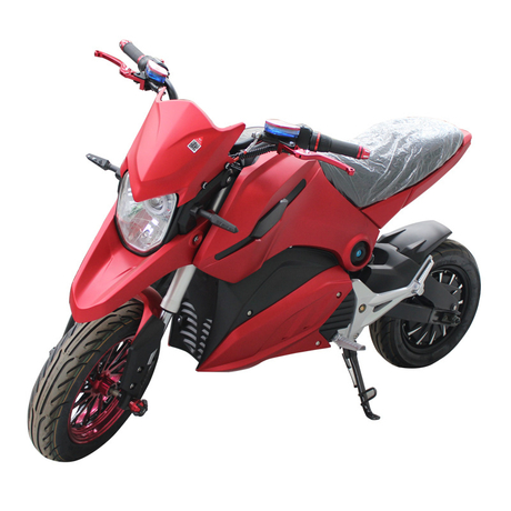 Fantas-bike Ironman002 2000w high power electric motorcycle electric dirt bike